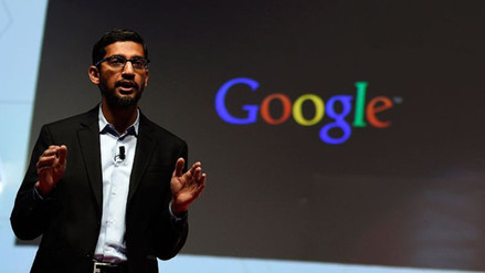 El CEO de Google se convierte en uno de los directivos mejor pagados del mundo
