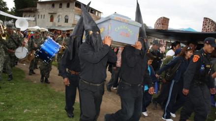 Ño Carnavalón recibirá el último adiós en Baños del Inca