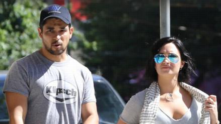 Demi Lovato le envía indirecta a Wilmer Valderrama para comprometerse