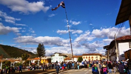 Huamachuco: declaran Patrimonio Cultural a fiesta de San Francisco