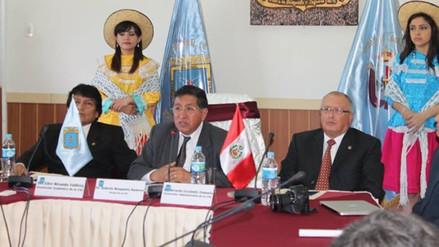 Rector de UNC anunció que dará un paso al costado