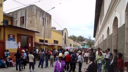 Unos 78 candidatos pugnan por llegar al Congreso por Cajamarca