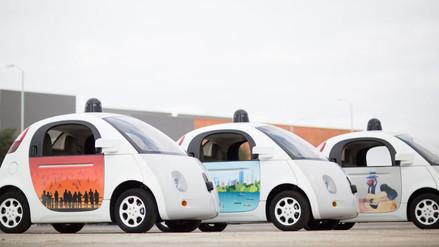 Vehículos autónomos de Google son reconocidos como conductores