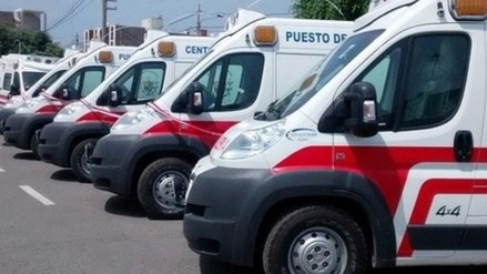 Autoridades cusqueñas inician trámites para adquisición de más ambulancias