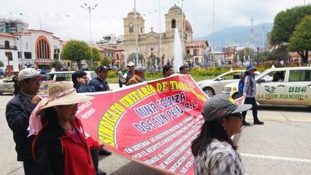 Huancayo: trabajadores de Doe Run – Cobriza se suman huelga indefinida