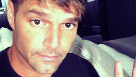 Ricky Martin le pide perdón a su exnovio