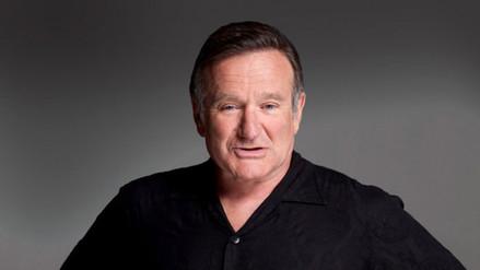 Publican escenas inéditas de Robin Williams en Papá por siempre
