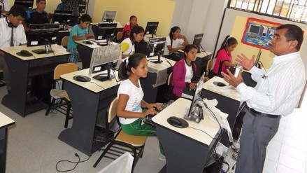 Un 50% de avance registran trabajos en local provisional del Coar