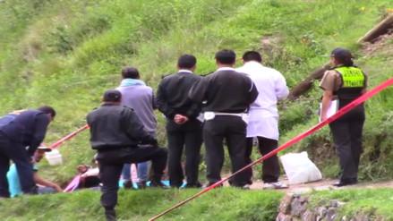 Calca: niña muere aplastada por roca en Parque Arqueológico Pisaq