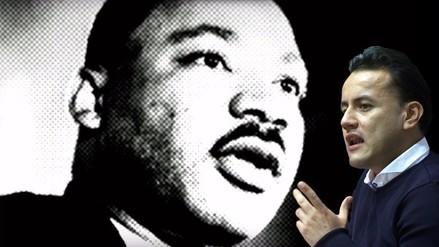 Facebook: Richard Acuña pagó por polémico spot sobre Martin Luther King