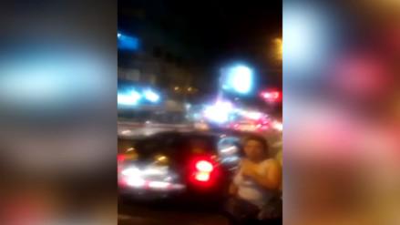 Jesús María: semáforos averiados alertan a conductores  y peatones