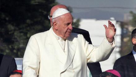 El papa en México: Los privilegios llevan a la corrupción y al narcotráfico