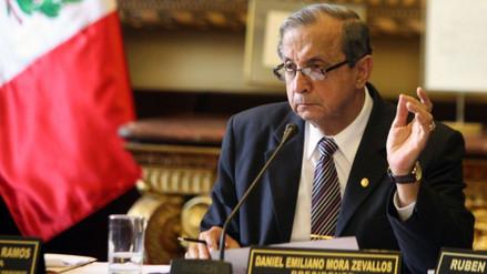 Mora denunció a Milagros Leiva ante Consejo de la Prensa y SNRTV