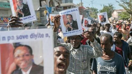 OEA pide respeto al proceso de transición y reforma electoral en Haití
