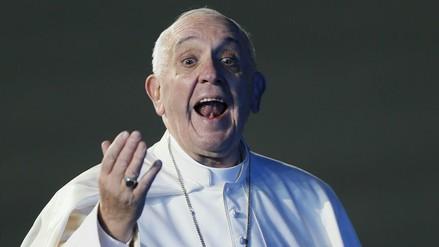 Mexicanos ofrecieron al papa Francisco una masiva y colorida recepción