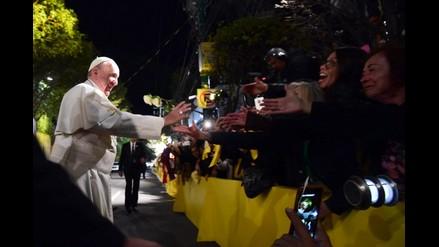 Así recibieron los mexicanos al papa Francisco