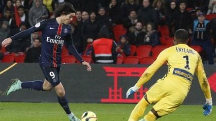 Paris Saint Germain igualó 0-0 con Lille y le puso fin a racha de victorias