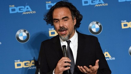 Premios Bafta: Alejandro Iñárritu, mejor director por