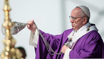 Papa pide un México donde no mueran a manos de la criminalidad