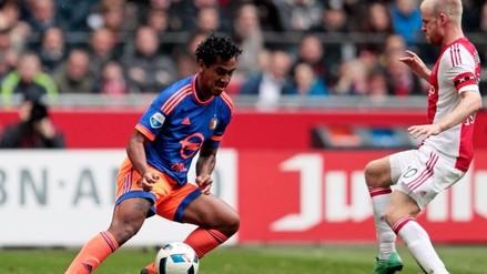 Renato Tapia: Feyenoord perdió 3-1 con PEC Zwolle y peligra cabeza de Giovanni van Bronckhorst