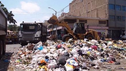 Gobierno Regional recogerá residuos sólidos en Chiclayo tres días a la semana