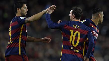Barcelona vs. Celta de Vigo: catalanes golearon 6-1 con genialidad de Lionel Messi