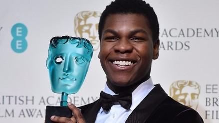Premios Bafta: John Boyega es considerado Mejor Actor Revelación