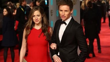 Premios Bafta: Actores se lucieron en la red carpet