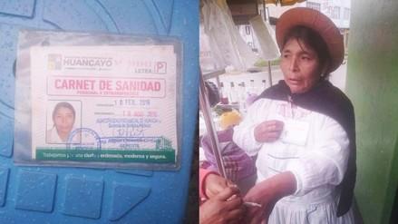 Huancayo: comerciante denuncia agresión de policías municipales