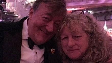 Twitter: Stephen Fry cerró cuenta por polémica en Premios Bafta