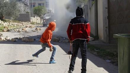 Nueva jornada de tensión en Cisjordania