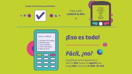 La billetera móvil empieza hoy: Aprende a depositar, transferir y retirar dinero