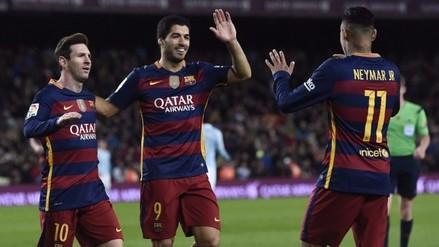 Barcelona: conoce la historia oculta del penal de Messi y Luis Suárez
