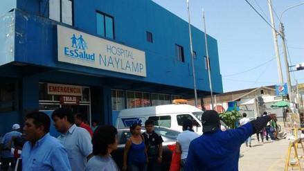 """Hospital Naylamp espera presupuesto para prevención ante """"El Niño"""