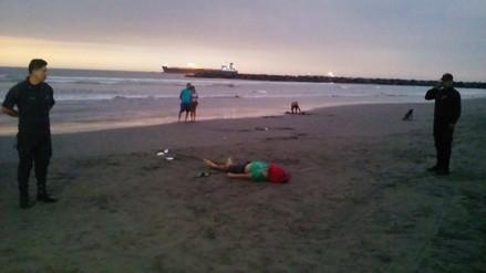 Trujillo: joven de 21 años muere ahogado en playa de Salaverry