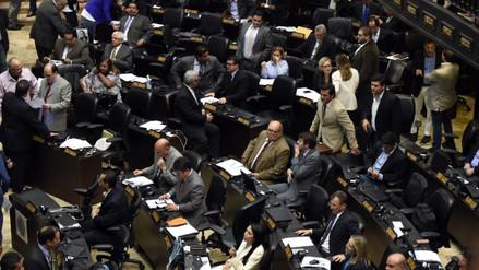 Venezuela: Parlamento pide a OMS ayuda humanitaria por crisis de salud