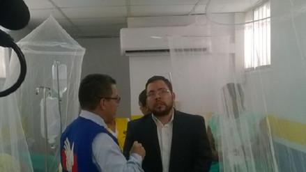 Todos los centros de salud tienen medicamentos contra el dengue