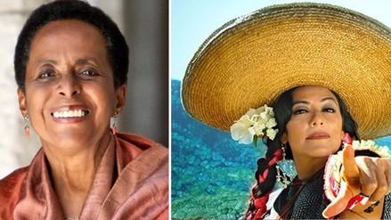 Susana Baca acompañará a Lila Downs en su concierto en Lima