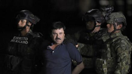 El Chapo dice sentirse un