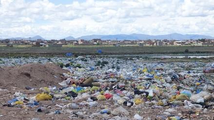 Juliaca: no dan tregua para funcionamiento de botadero en Chilla