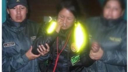 Juliaca: policía actuará ante la OCMA por liberación de agresores de policías
