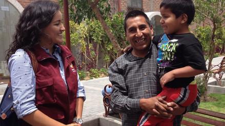 Menor que sufre de 'espina bífida' recibe ayuda