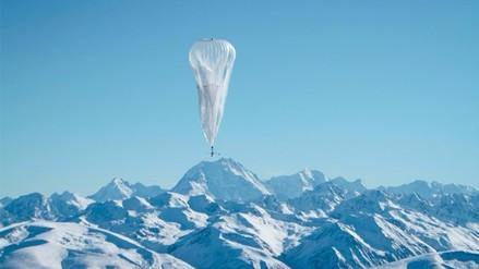 Google dará Internet a toda Sri Lanka con estos globos de helio