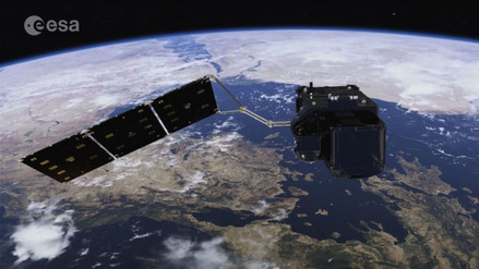 Despega el Sentinel-3A, el satélite de los océanos