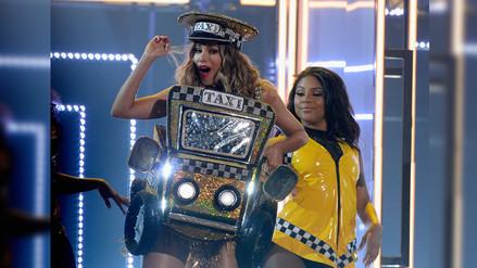 Premios Grammy: Sofía Vergara se robó el show bailando 'El Taxi'