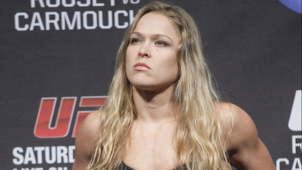 YouTube: Ronda Rousey pensó suicidarse tras perder el título de UFC con Holly Holm