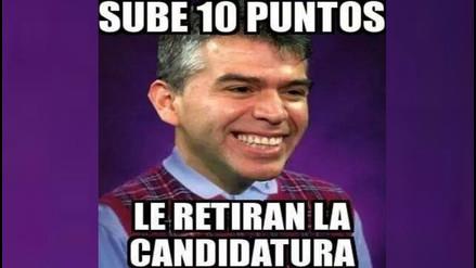 Twitter: candidatura de Julio Guzmán peligra y las redes reaccionan así