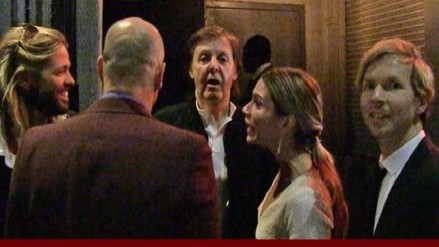 Premios Grammy: niegan ingreso a fiesta a Paul McCartney
