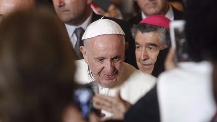 Papa a joven mexicano que casi lo hace caer: ¡No seas egoísta!