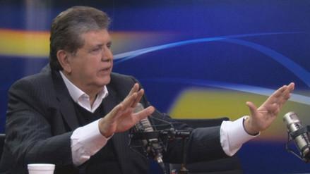 Alan García sobre Alberto Fujimori: